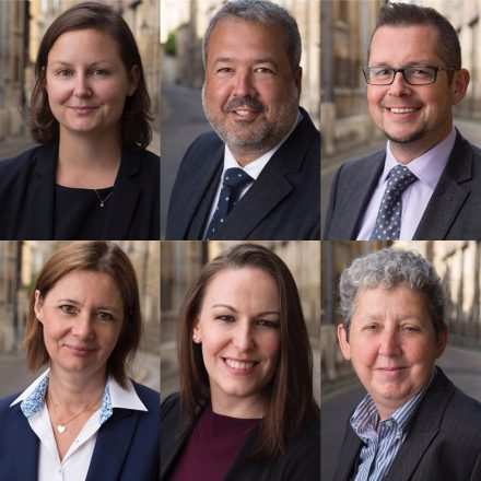 Professional Corporate Headshots shoot with Cambridge Family Law Practice